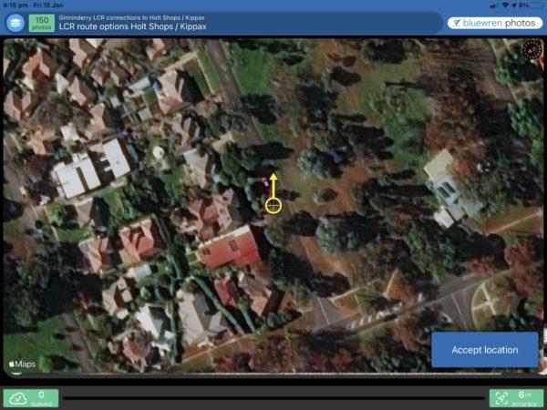 Image ;location verification made easy